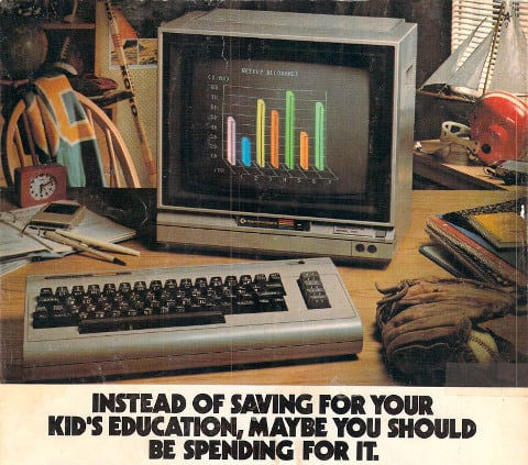 A Commodore 64 as a workstation